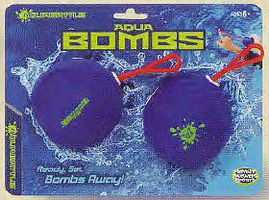 Toysmith Aqua Battle Water Soaker Bombs Water Toy #68639