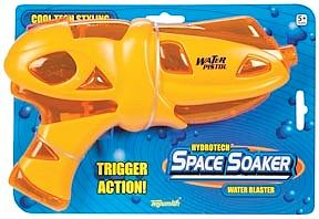 Toysmith Space Soaker 10'' Trigger Water Gun Display (12 Total) -- Water Toy -- #8235