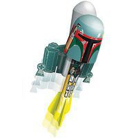 Uncle-Milton Star Wars Bobba Fett Air Rocket Launch Lab