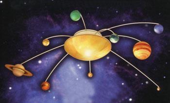 remote control solar system mobile - photo #7