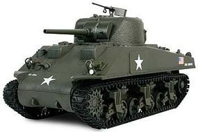 Unimax US M4A3 SHERMAN Diecast Model Military Vehicle 1/18 scale #71607