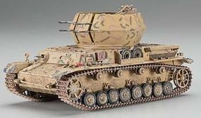 Unimax Flakpanzer IV Wirbelwind Normandy 1944 Diecast Military Model Vehicle 1/32 #80051