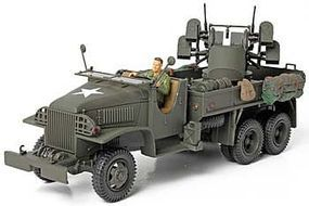 Unimax US 2.5t TRUCK W/AA Guns Diecast Military Model Vehicle 1/32 #80060
