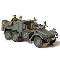 Unimax GERMAN Kfz.70 PC Diecast Military Model Vehicle 1/32 scale #80080