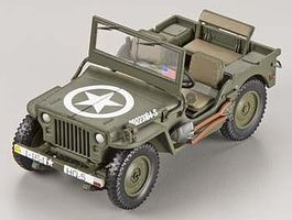 Unimax Forces of Valor US General Purpose Vehicle Diecast Military Model Vehicle 1/32 scale #82009