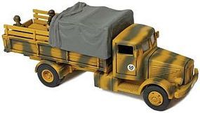 Unimax GERMAN BUSSING NAG TYPE 4500A Diecast Military Model Vehicle 1/72 #85061