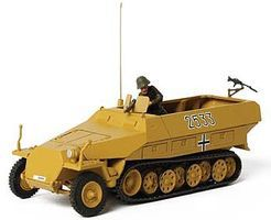 Unimax GERMAN Sd.Kfz.251/1 Plastic Model Military Vehicle 1/72 Scale #85079