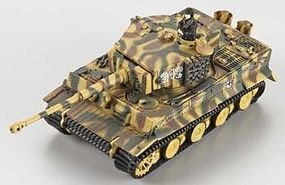 Unimax Forces of Valor German Tiger I D-Day Normand Diecast Military Model 1/72 Scale #85086