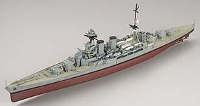 Unimax Forces of Valor HMS Battlecruiser Hood Denm Diecast Boat Ship 1/700 Scale #86009