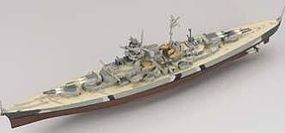 Unimax Forces of Valor German Battleship Bismarck Diecast Boat Ship 1/1000 Scale #86011