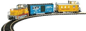 USA Trains Mighty Moe Train Set -- Union Pacific - G-Scale