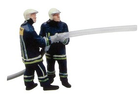 Viessmann Animated Firemen with Hose