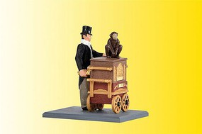 Viessmann Organ Grinder, Moving