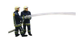 Viessmann Animated Firemen Pair with Hose 14-16 Volt AC or DC
