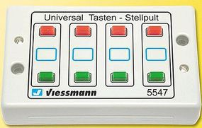 Viessmann Univ Push Button Panel
