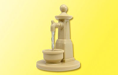 Viessmann Modellspielwaren Animated Ornamental Fountain -- TT Scale Model Railroad Building Accessory -- #5715