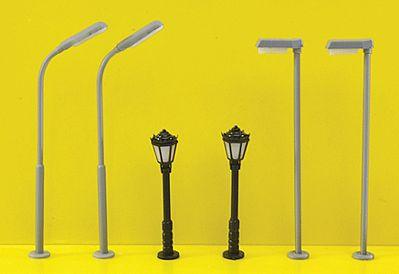 LED Viessmann 6490 Single Modern Whip Light
