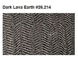 Vallejo Black Lava Earth Effect (200ml Bottle) Model Railroad Mold Accessory #26214