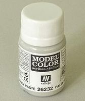 Vallejo Sandy Paste Texture Effect (35ml Bottle) Hobby and Model Acrylic Paint #26232