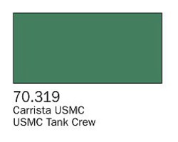 Vallejo 17ml Bottle USMC Tankcrew Panzer Aces (6/Bx)