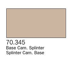 Vallejo 17ml Bottle Splinter Camouflage Base Panzer Aces (6/Bx)
