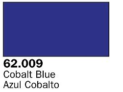Vallejo Colbalt Blue Premium (60ml Bottle) Hobby and Model Acrylic Paint #62009