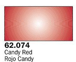 Candy Red Premium (60ml Bottle) Hobby and Model Acrylic Paint #62074