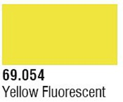 Vallejo (bulk of 6) Yellow Fluorescent 17ml 6p