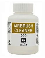 Vallejo (bulk of 6) 85ml Bottle Airbrush Cleaner Airbrush Accessory #71099