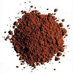 Vallejo Dark Red Ocre Pigment Powder (30ml) Paint Pigment #73107