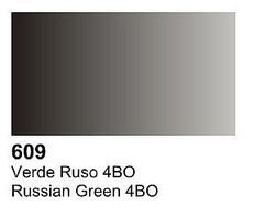 Vallejo Russian Green Primer 60ml Bottle Hobby and Model Acrylic Paint #73609