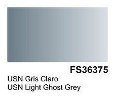 Vallejo USN Light Ghost Grey Surface Primer (200ml Bottle) Hobby and Model Acrylic Paint #74615