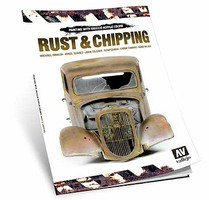 Vallejo Rust & Chipping Technique Book