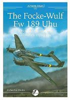 Valiant-Wings Airframe Album 6- The Focke Wulf Fw189A Uhu Authentic Scale Model Airplane Book #aa6
