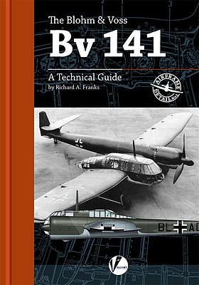 Valiant Wings Publishing Airframe Detail- The Blohm & Voss Bv 141 -- Authentic Scale Model Airplane Book -- #ad1