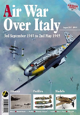 Valiant Wings Publishing Airframe Extra 8- Air War Over Italy 1943-45