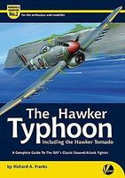 Valiant-Wings Airframe & Miniature 2- The Hawker Typhoon Authentic Scale Model Airplane Book #am2
