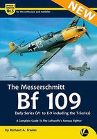 Valiant-Wings The Messerschmitt Bf109 Early Versions Authentic Scale Model Airplane Book #am5