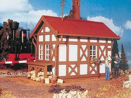 Vollmer Gatekeeper House G Scale Model Railroad Building #1248