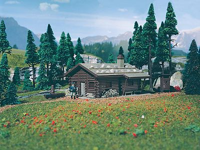 Vollmer Gmbh Alpine lodge - HO-Scale