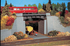Vollmer Overpass Bridge HO Scale Model Railroad Bridge #42544