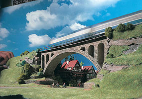 Vollmer Stone Arch For Marklin 1-5/8 4cm HO Scale Model Railroad Bridge #42549