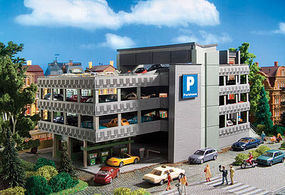 Vollmer Parking Garage Kit HO Scale Model Railroad Building #43804
