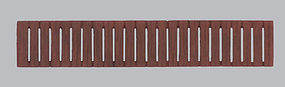 Vollmer Fence Hoarding Approximately 74-3/4 HO Scale Model Railroad Building Accessory #45015