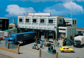 Vollmer Modern truck terminal Kit HO Scale Model Railroad Building #45605