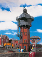 Vollmer Water Tower Kit HO Scale Model Railroad Building #45710