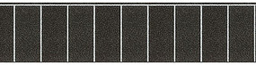 Vollmer Parking Lot Foil 100cm x 6cm HO Scale Model Railroad Road Accessory #46014