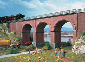 Vollmer Viaduct N Scale Model Railroad Bridge #47313