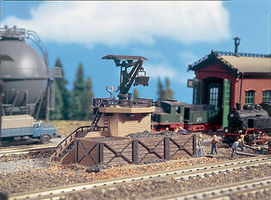 Vollmer Coaling Station w/Crane Kit N Scale Model Railroad Building #47549