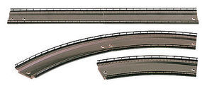 Vollmer Bridge w/Two Piers N Scale Model Railroad Bridge #47825